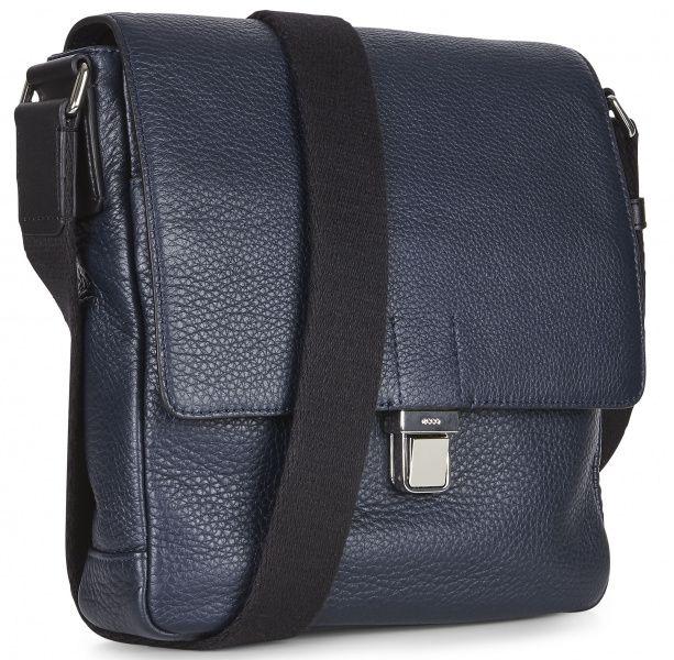 чоловічі сумка ecco jos 9104980(90011) шкіряні фото 2