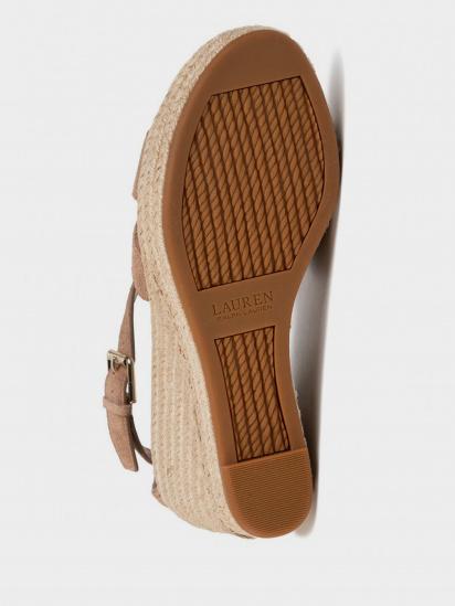 Босоніжки Polo Ralph Lauren - фото