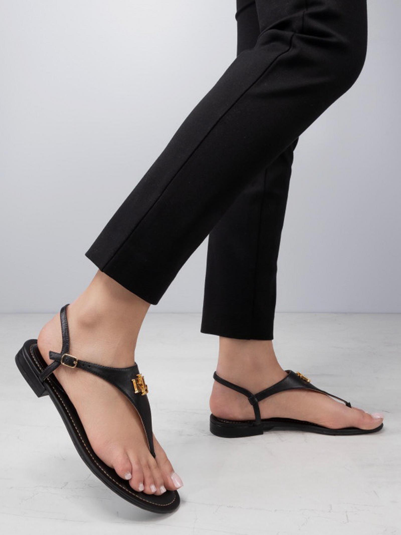 Сандалі  для жінок Polo Ralph Lauren 802774600001 брендове взуття, 2017