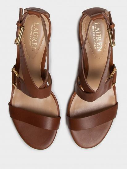 Босоніжки  для жінок Polo Ralph Lauren 802774566002 брендове взуття, 2017