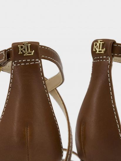 Босоніжки  для жінок Polo Ralph Lauren 802774545001 брендове взуття, 2017