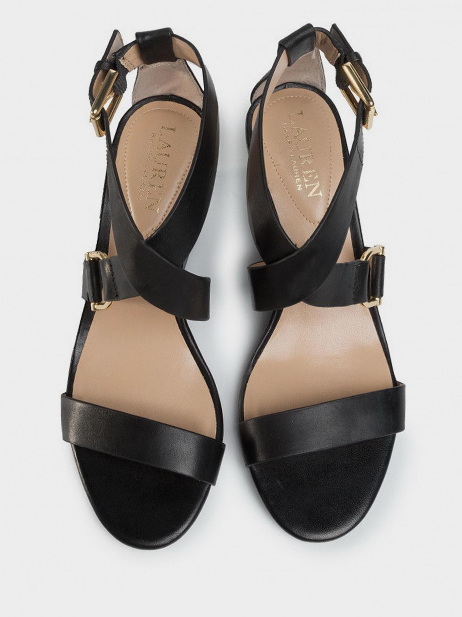 Босоніжки  для жінок Polo Ralph Lauren 802774566001 брендове взуття, 2017