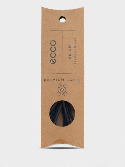 Шнурки ECCO Round Laces - фото