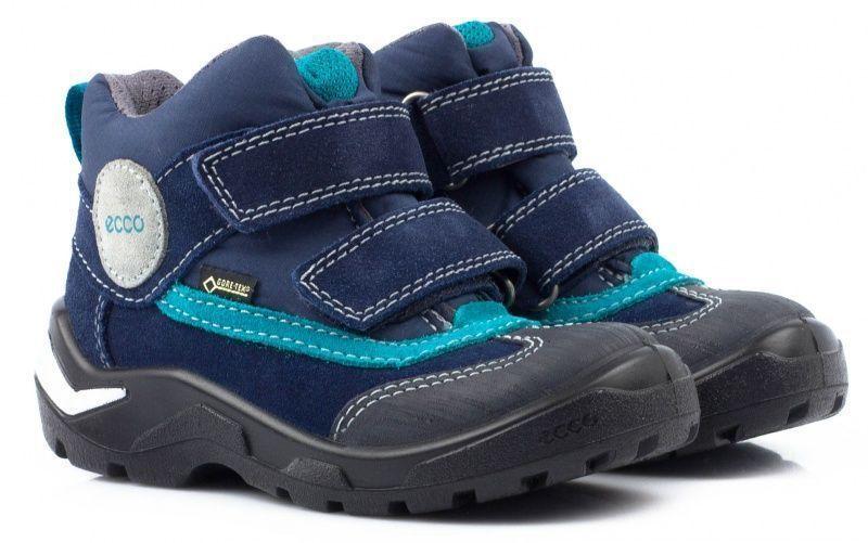 Купить Ботинки модель ZK2543, ECCO, Синий