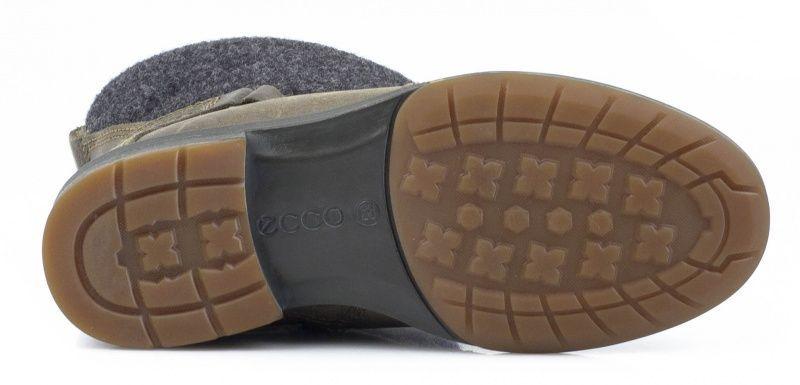 ECCO Ботинки  модель ZK2570, фото, intertop
