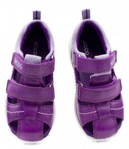 Сандалі  дитячі ECCO LITE INFANTS SANDAL 753031(58958) розмірна сітка взуття, 2017