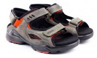 Серые сандалии Для мальчиков, фото, intertop