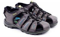Черные сандалии Для мальчиков, фото, intertop