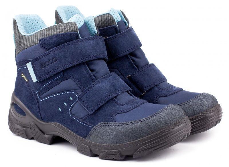 Ботинки для детей ECCO SNOWBOARDER ZK2707 размерная сетка обуви, 2017