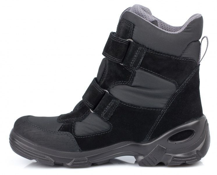 Ботинки для детей ECCO SNOWBOARDER ZK2708 примерка, 2017