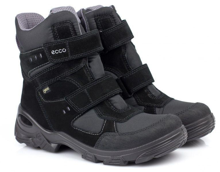 Ботинки для детей ECCO SNOWBOARDER ZK2708 размерная сетка обуви, 2017