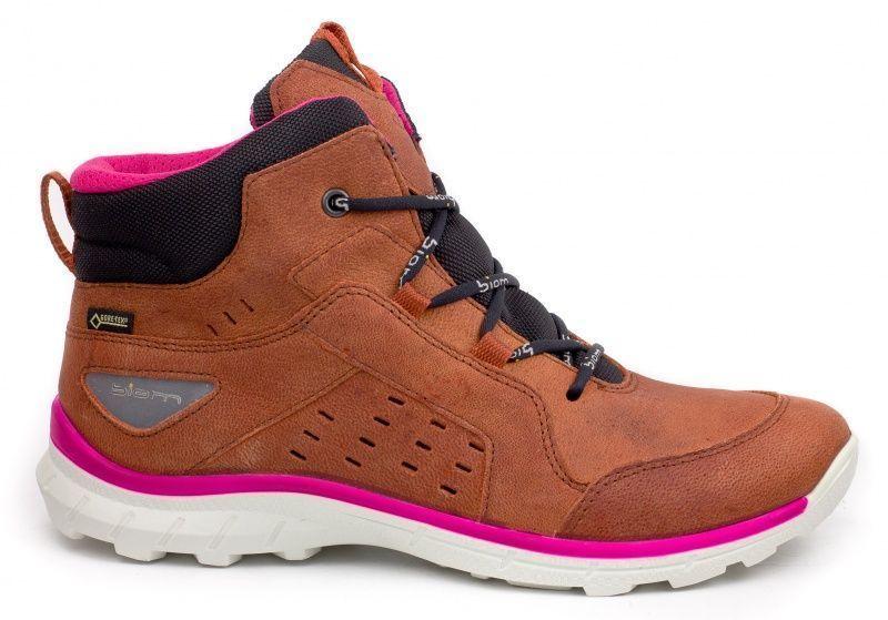 Ботинки для детей ECCO BIOM TRAIL ZK2720 размерная сетка обуви, 2017