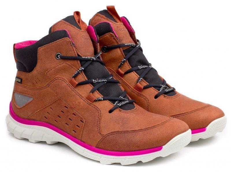 Купить Ботинки для детей ECCO BIOM TRAIL ZK2720, Коричневый