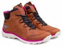 Коричневые ботинки Для девочек, фото, intertop