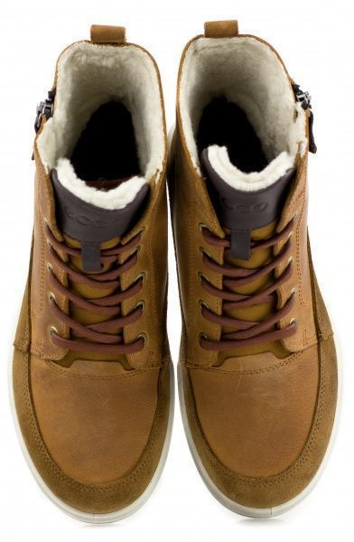 ECCO Ботинки  модель ZK2723 размеры обуви, 2017