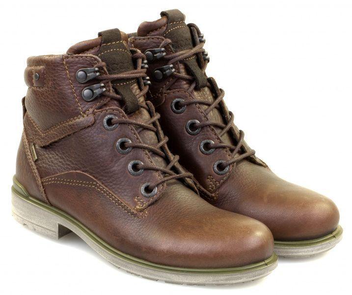 Купить Ботинки для детей ECCO COHEN ZK2728, Коричневый