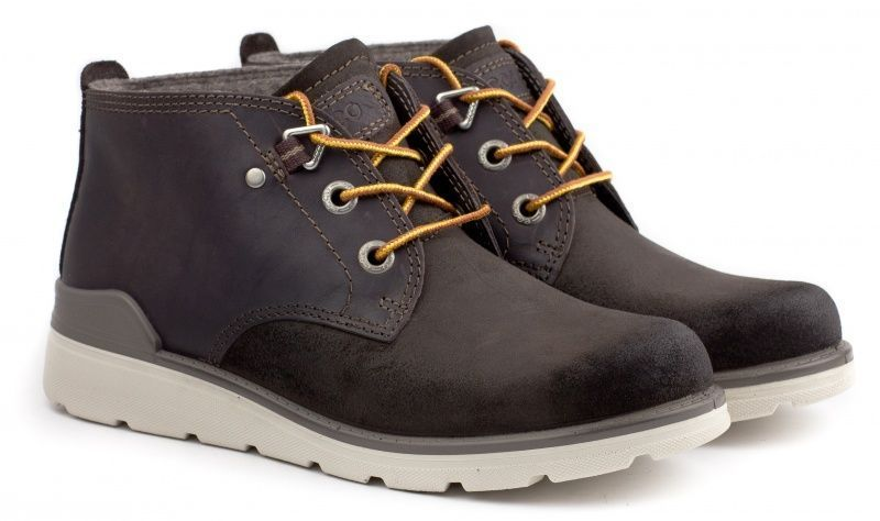 Купить Ботинки для детей ECCO JAYDEN ZK2733, Коричневый