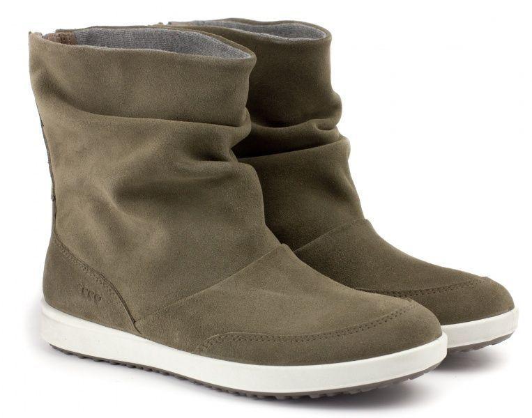 Купить Ботинки для детей ECCO ELLI ZK2740, Коричневый