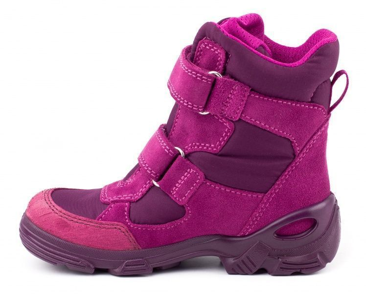 Ботинки для детей ECCO SNOWBOARDER ZK2741 примерка, 2017