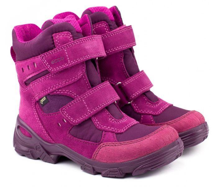 Ботинки для детей ECCO SNOWBOARDER ZK2741 размерная сетка обуви, 2017