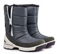 детская обувь ECCO серого цвета, фото, intertop