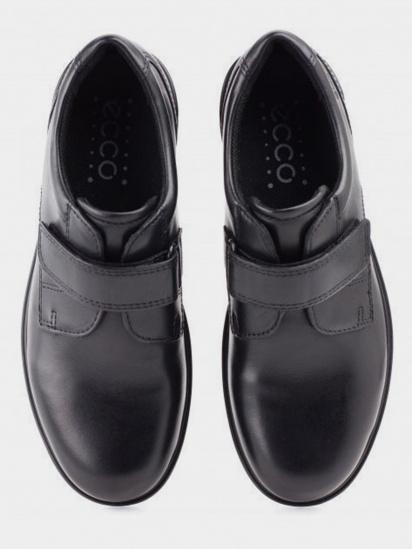 Туфлі ECCO COHEN модель 730162(01001) — фото 4 - INTERTOP