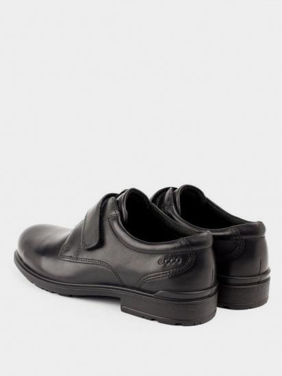 Туфлі ECCO COHEN модель 730162(01001) — фото 5 - INTERTOP