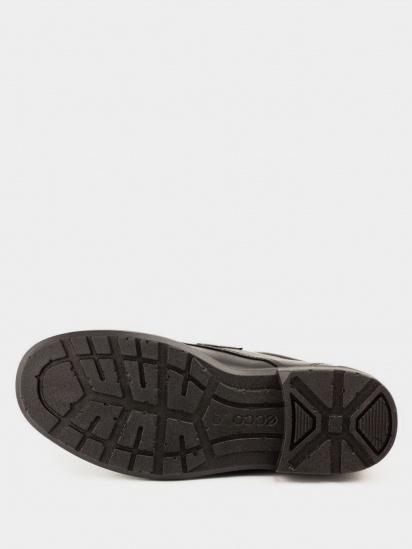 Туфлі ECCO COHEN модель 730162(01001) — фото 6 - INTERTOP