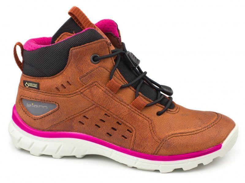 Ботинки для детей ECCO BIOM TRAIL ZK2751 размерная сетка обуви, 2017