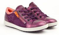 Фиолетовые полуботинки Для девочек, фото, intertop