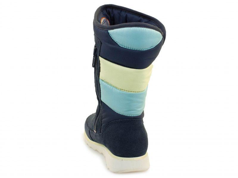 Сапоги детские ECCO ASPEN ZK2755 размерная сетка обуви, 2017