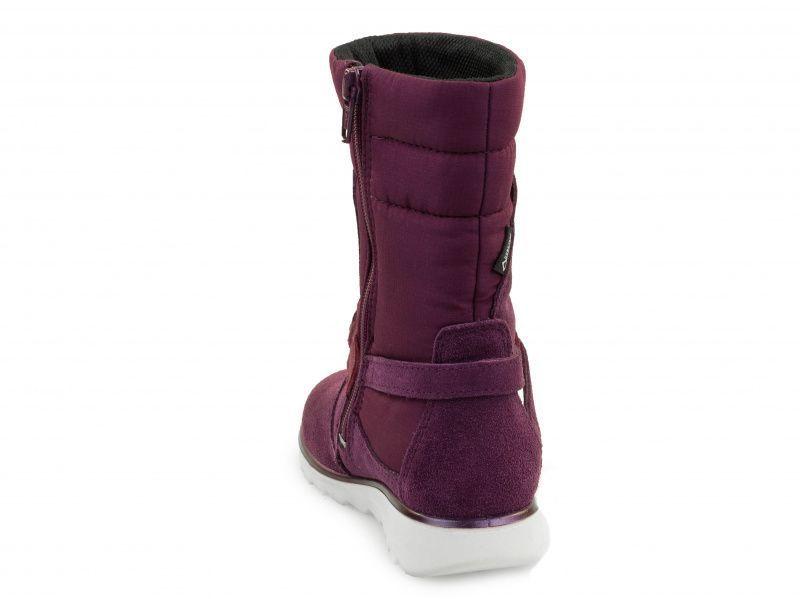 дівчачі чоботи ecco aspen 720312(58718) шкіряні/текстильні фото 1