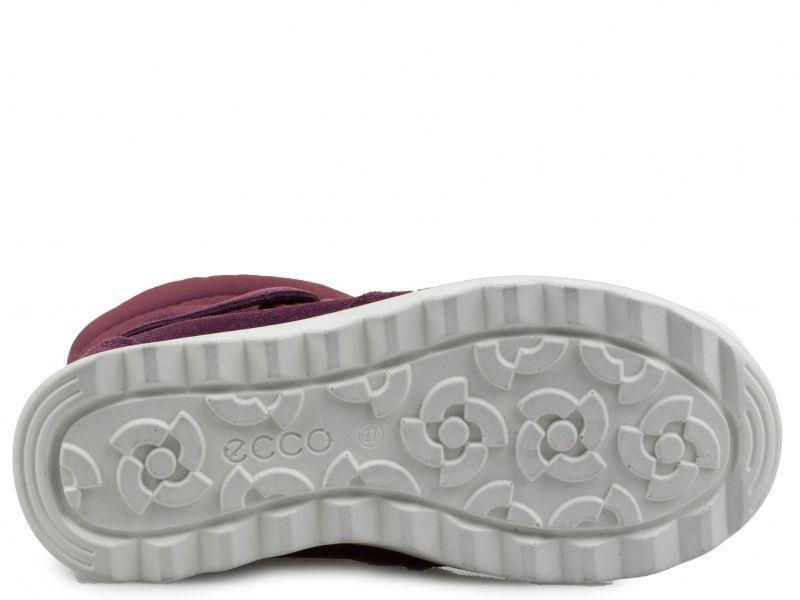 дівчачі чоботи ecco aspen 720312(58718) шкіряні/текстильні фото 3