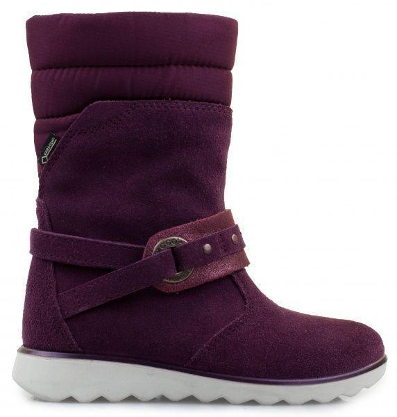 дівчачі чоботи ecco aspen 720312(58718) шкіряні/текстильні
