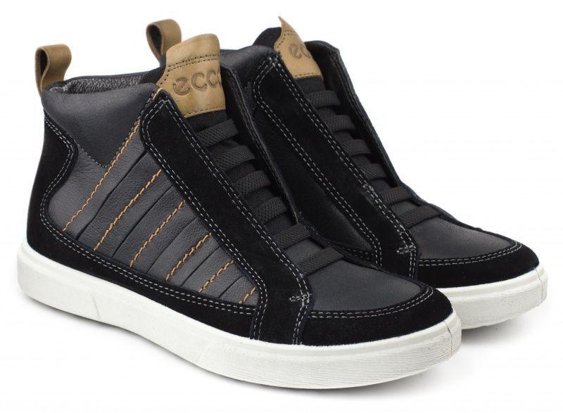 Купить Ботинки для детей ECCO CADEN ZK2760, Черный