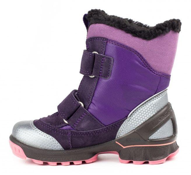 Ботинки для детей ECCO BIOM HIKE ZK2782 размерная сетка обуви, 2017