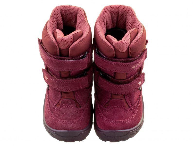Ботинки детские ECCO SNOWRIDE ZK2783 цена обуви, 2017