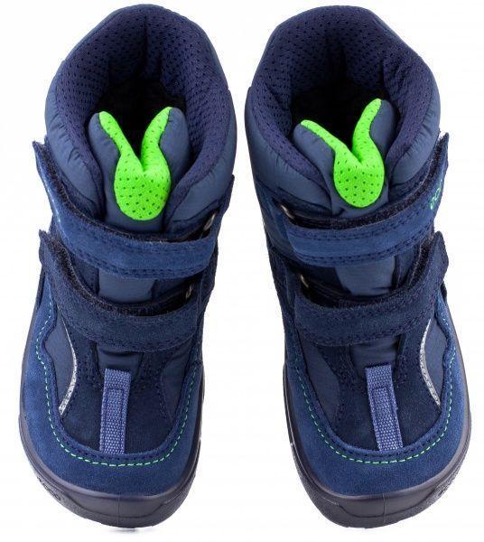 Ботинки детские ECCO SNOWRIDE ZK2787 размерная сетка обуви, 2017