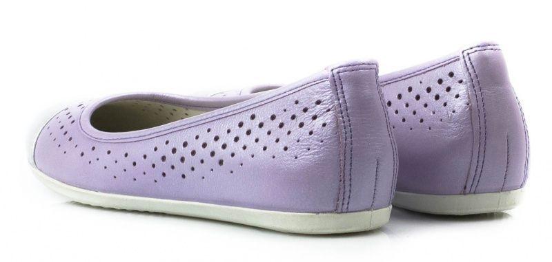ECCO Балетки  модель ZK2831 размеры обуви, 2017