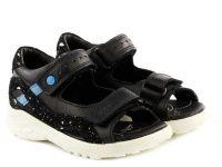 Черные сандалии Для мальчиков купить, 2017