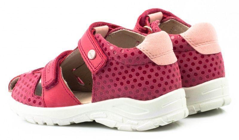 Сандалии детские ECCO PEEKABOO ZK2854 размерная сетка обуви, 2017
