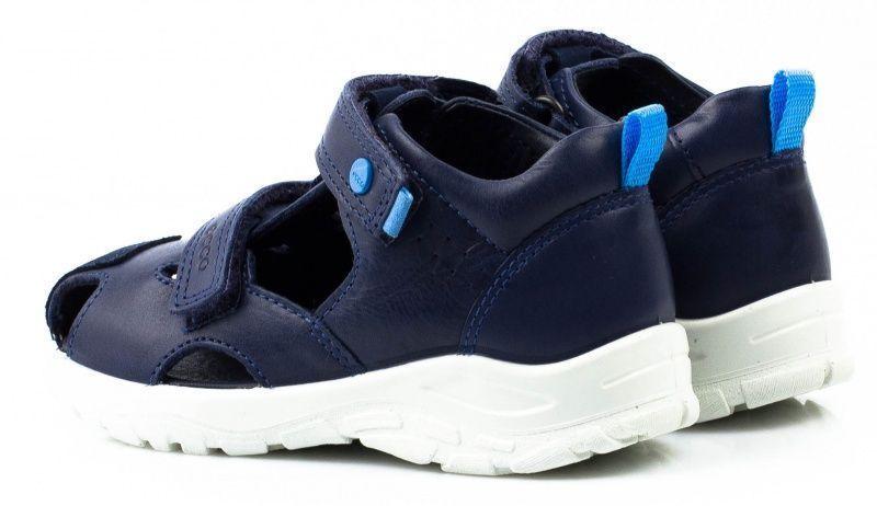 Сандалии детские ECCO PEEKABOO ZK2857 размерная сетка обуви, 2017