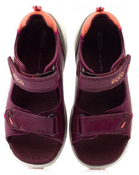 ECCO Сандалии  модель ZK2861 размерная сетка обуви, 2017