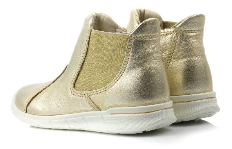 Ботинки для детей ECCO FIRST ZK2866 брендовая обувь, 2017