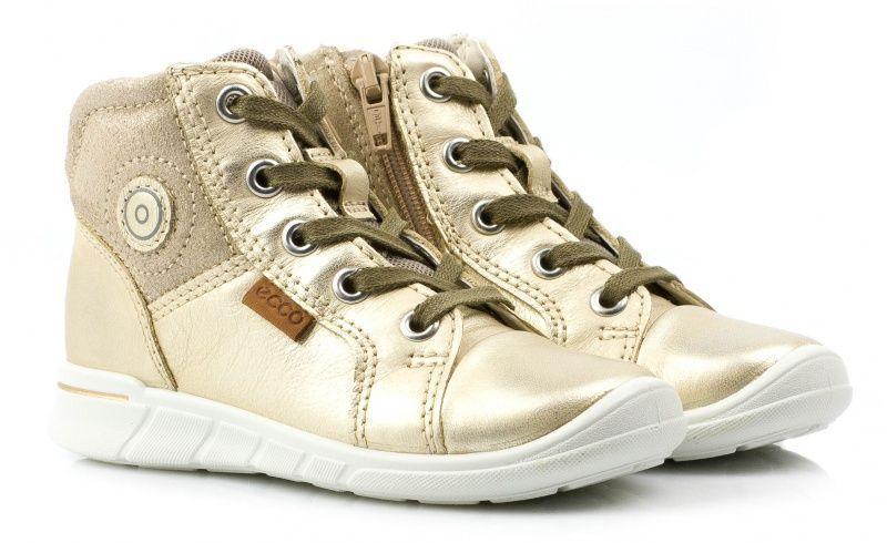 Ботинки детские ECCO FIRST ZK2867 размерная сетка обуви, 2017