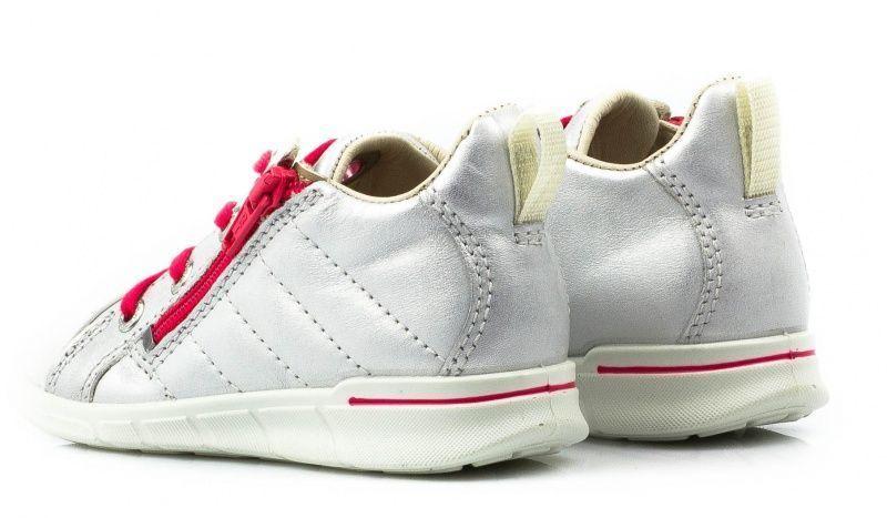 Полуботинки детские ECCO FIRST ZK2871 размерная сетка обуви, 2017