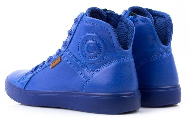 Ботинки детские ECCO S7 TEEN ZK2876 брендовая обувь, 2017