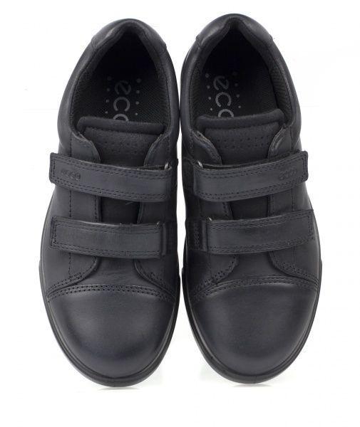 Полуботинки детские ECCO SHAY ZK2889 размерная сетка обуви, 2017
