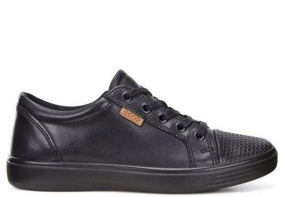 Полуботинки детские ECCO S7 TEEN ZK2892 брендовая обувь, 2017