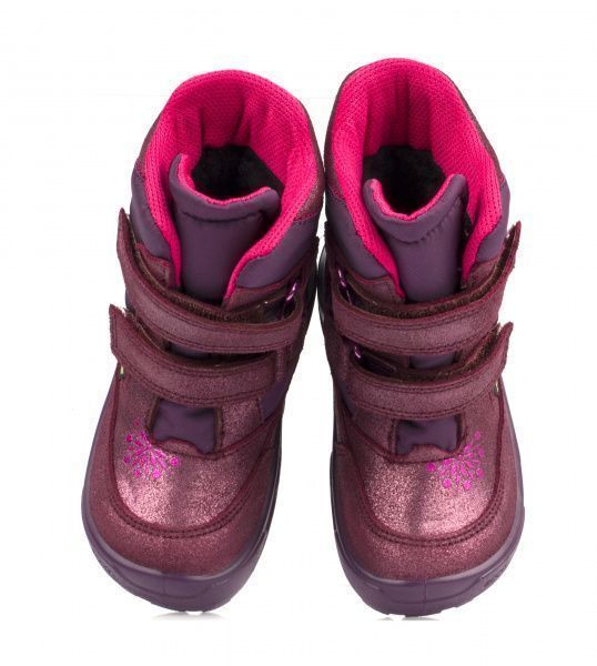 Ботинки детские ECCO SNOWRIDE ZK2911 размерная сетка обуви, 2017